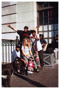 'Skateboarders Project' 2000 Nikki.S.Lee