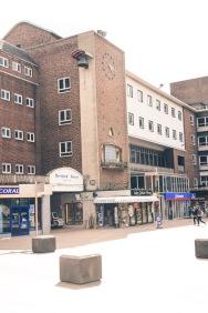 Hertford Street from Broadgate