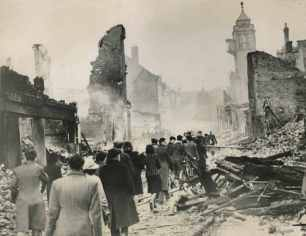 Coventry after the attack