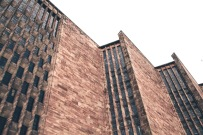 The New Coventry Cathedral (Sir Basil Spence 1962)