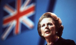 Margaret Thatcher becomes Prime Minister in 1979