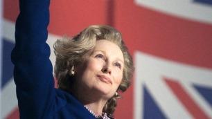 Meryl Streep as Thatcher