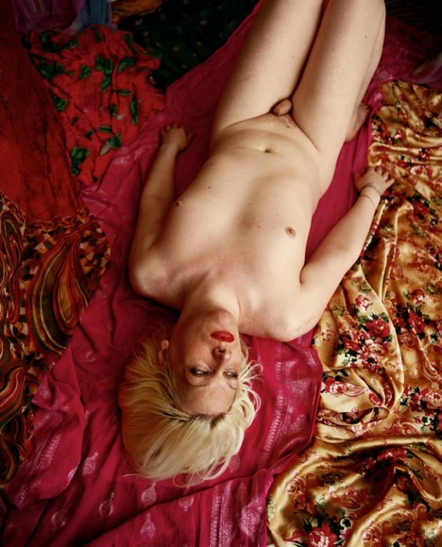 """View Point-Kitty"" Sara Davidmann"