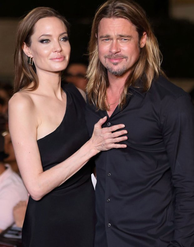 Angelina Jolie and Brad Pitt are Western cultures most famed and doted celebrity couple.