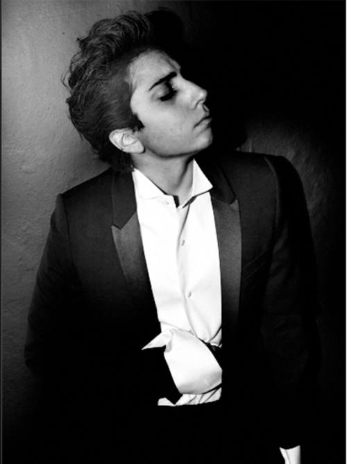 Lady Gaga becomes her male alter-ego  Jo Calderone.
