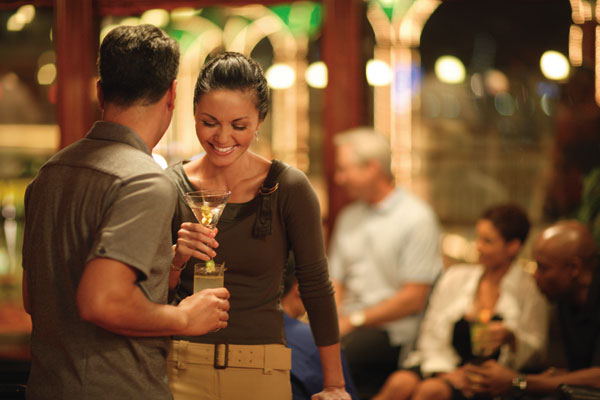 In Western cultures, dating and meeting people is far more casual, happening in bars and restaurants mainly.