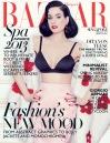 Harpers-Bazaar-Singapore-February-2013-Dita-Von-Teese-Cover
