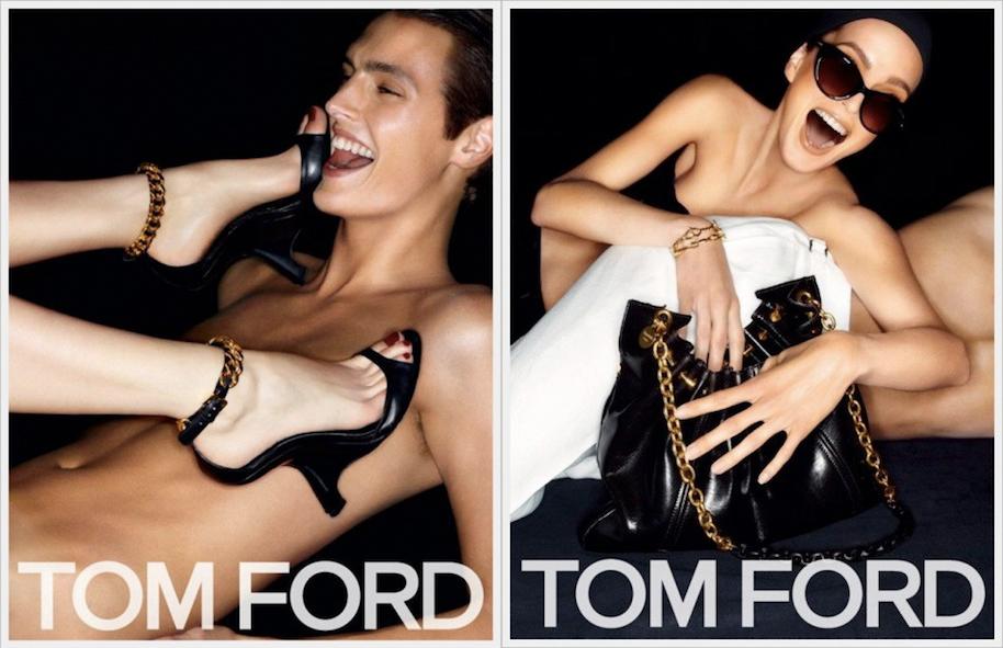 Tom Ford | Sophie Moet