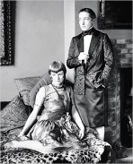 Una Troubridge and Radclyffe Hall