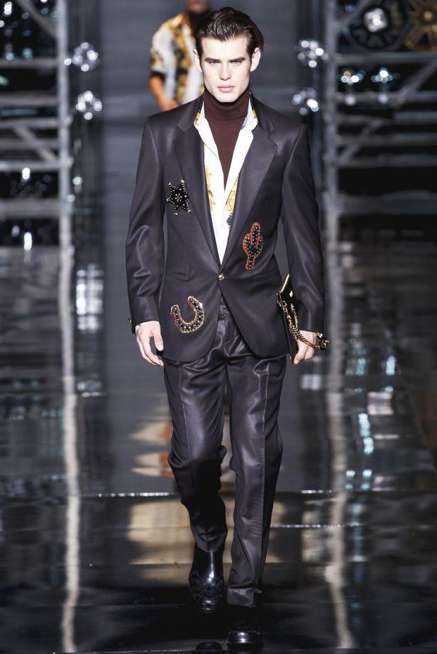 Versace A/W 2014