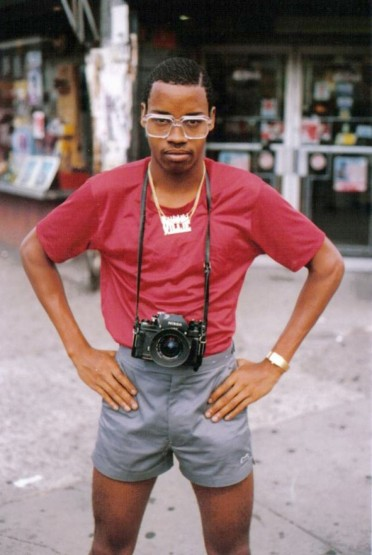 Photographer Jamel Shabazz