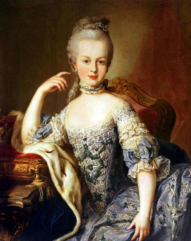 Marie_Antoinette in1767