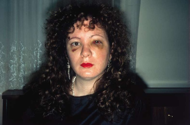 Photographer Nan Goldin
