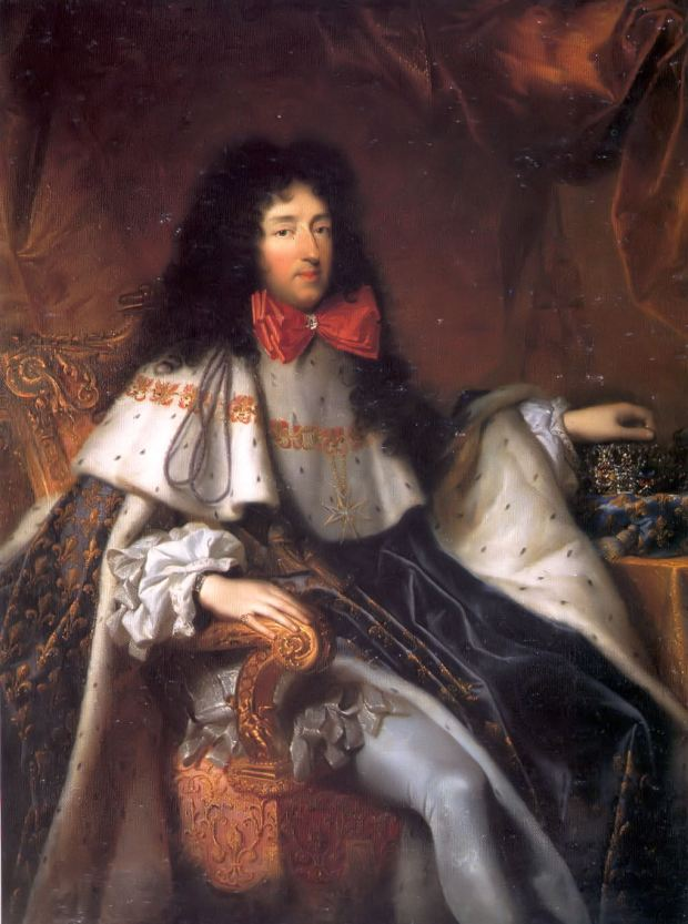 Phillipe, the brother of Louis XIV