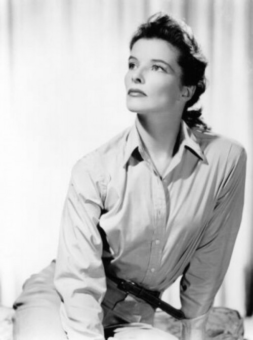 Katherine Hepburn an icon of Androgyny