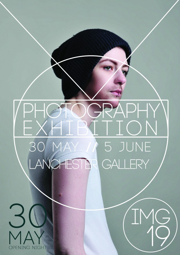 Mock Up Exhibition Poster