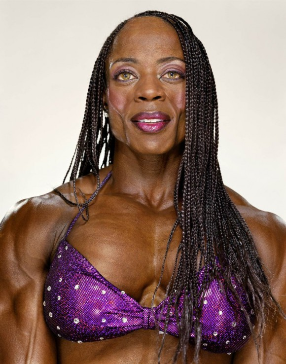 "Martin Schoeller ""Female Body Builders"""